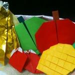 コラム「折り紙フルーツ」のサムネイル画像