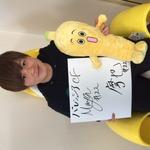 コラム「山本摩也選手が来社」のサムネイル画像