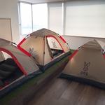 コラム「会社のなかで、キャンプ???」のサムネイル画像