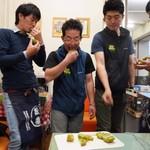 コラム「キウイを美味しくするにはエチレン!」のサムネイル画像